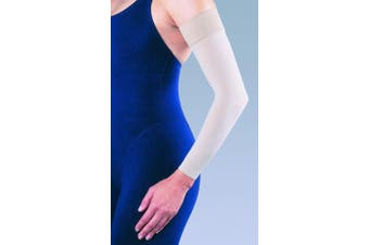 (Medium, Regular, Beige) - BSN Medical 101417 Jobst Bella Lite Armsleeve, 20-30 mmHG, Medium, Regular, Beige