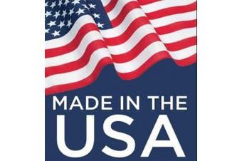 (25cm  x 25cm ) - Fennco Styles Polyester Fibre White Pillow Insert - Made in USA (25cm x 25cm )