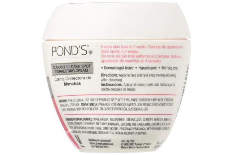(210ml) - Pond's Clarant B3 Anti- Dark Spots Moisturising CreamFor Normal To Oily Skin 205 ml