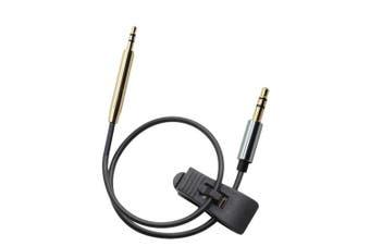 (For SoudTrue) - Wireless Conversion Kit Short Cable for Bose SoundTrue On-Ear SoundTrue II Around-ear QuietComfort 25 QC25 OE2 Headphones / Bluetooth Adapter Cable / Bluetooth Receiver Connexion Cable