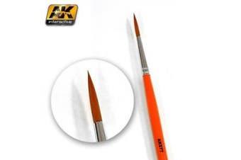 Fine Long Weathering Brush AK Interactive