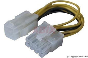 Connect 8 Pin SSI Power Cable