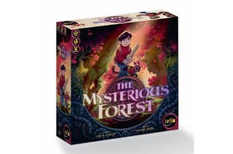 Iello The Mysterious Forest Family Co-Operative Game