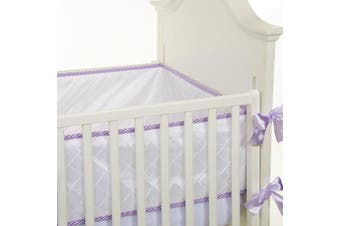 Glenna Jean Cottage Collection Sweet Pea Bumper
