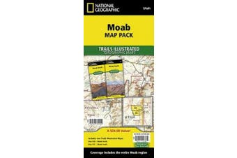 Moab, Map Pack Bundle: Trails Illustrated Other Rec. Areas