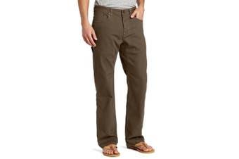 (Small, Mud) - prAna Men's Bronson 80cm Inseam Pant