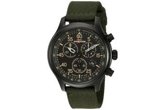 (Green/Black) - Timex Men's Expedition Field Chronograph Watch