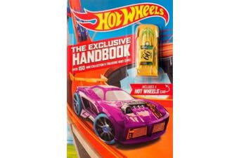 Hot Wheels: The Exclusive Handbook (Hot Wheels)
