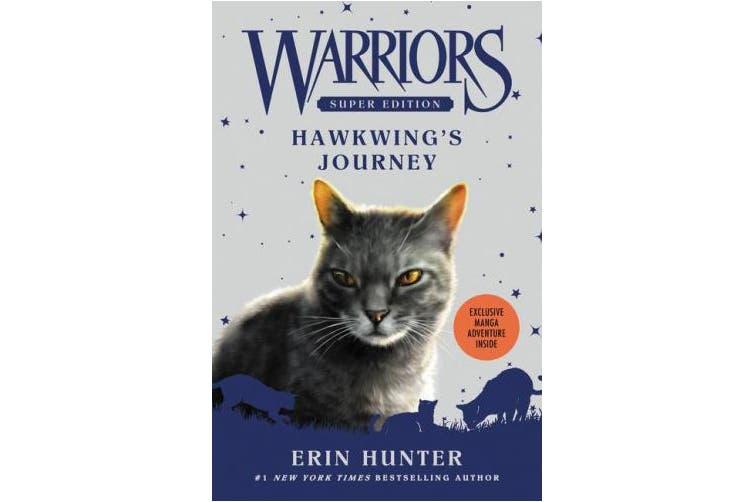 Warriors Super Edition: Hawkwing's Journey (Warriors Super Edition)