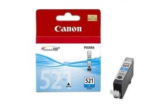 CYAN INK CART FOR IP4600 CLI521C