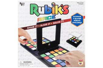 Rubik's Race Game-