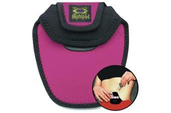 (OS, Pink/black) - iPod, ID, Cash, Key Micropack LandSport by Amphipod