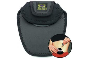 (One Size, Grey/Black) - iPod, ID, Cash, Key Micropack LandSport by Amphipod