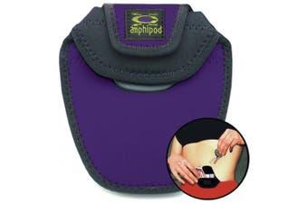 (One Size, Purple/Black) - iPod, ID, Cash, Key Micropack LandSport by Amphipod