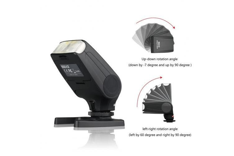 MEIKE MK320S TTL Speedlite for Sony Mirroless Camera A7 A6300 Mi Hot Shoe Camera with Free Diffuser