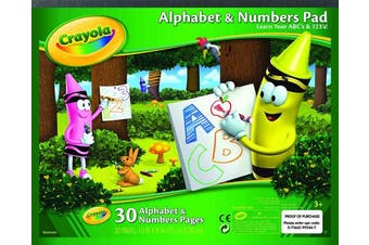 Alphabet and Number Pad ABC/123 Tablet