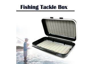 (240 Flies) - The Elixir Advenature Waterprooof Fly Fishing Tackle Box Lure Lures Spoon Hook Bait Storage Box Case