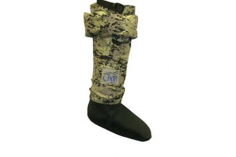"""(X-Large) - Chota Outdoor Gear Breathable Adjustable Hip Waders """"Camo Hippies"""""""