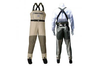 (Small) - Chota Outdoor Gear Breathable Chest Waders, South Fork Series