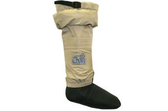 (Medium) - Chota Outdoor Gear Hip Waders, Variable Height Design, Knee to Hip, Inner Strap Prevents Sliding, Original Hippies, 100% Breathable Waders