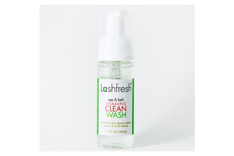 Lashfresh Foaming Eye & Lash Clean Wash