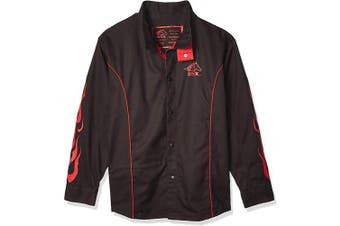 (Large, As Shown) - Revco Bsx Welding Jacket