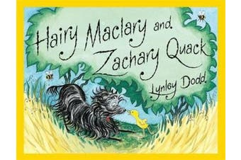 Hairy Maclary and Zachary Quack [Board book]