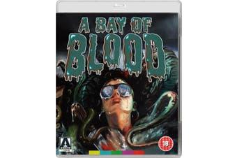 A Bay of Blood [Region B] [Blu-ray]