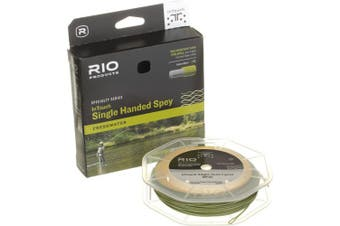 (6 Weight) - RIO Products InTouch Single Handed Spey Line