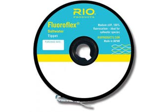 (7.3kg) - Rio Fluoroflex Saltwater Tippet Assorted Sizes - Fly Fishing