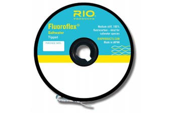 (45kg) - Rio Fluoroflex Saltwater Tippet Assorted Sizes - Fly Fishing