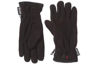 (Medium, Black - nero) - CMP-F.lli Campagnolo Men's Handschuhe