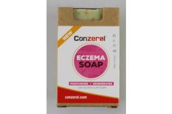 Conzerol Organic Eczema Soap, 120ml