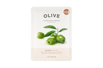 The Fresh Olive Mask Sheet, 20ml [1 Sheet]