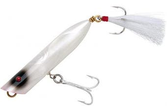 (13cm , Red Eye) - Creek Chub Striper Strike Lures 13cm