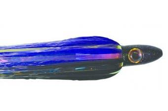 (Purple and Black) - Blue Water Candy Tweener Jag Rig Skirt