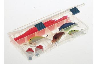(Single Pack) - Plano 23500-00 Size Stowaway with Adjustable Dividers