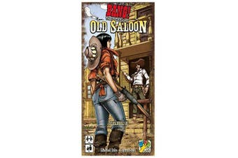 BANG!: The Dice Game, Old Saloon Expansion