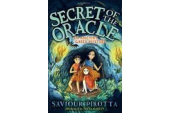 Secret of the Oracle: An Ancient Greek Mystery (Flashbacks)