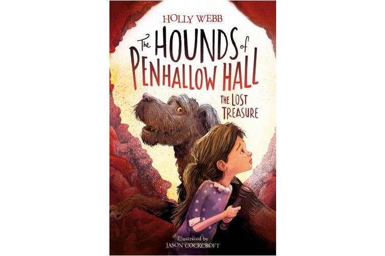 The Lost Treasure (The Hounds of Penhallow Hall)