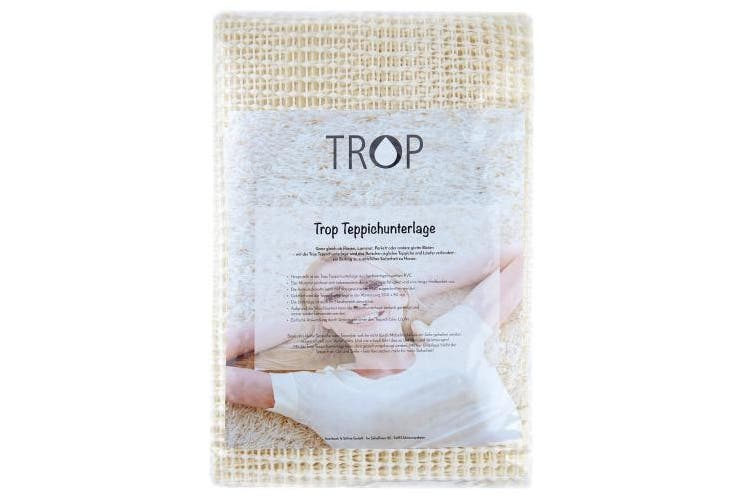 Trop Non Slip Rug Mat 200 x 80 cm - Anti-Slip Mat/Anti-Slip/Non-Slip Rug/Carpet Underlay - with 3 Year  .