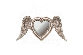 Shades Of Alchemy Winged Heart Mirror
