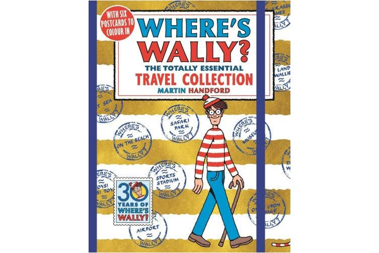 Where's Wally? The Totally Essential Travel Collection (Where's Wally?)