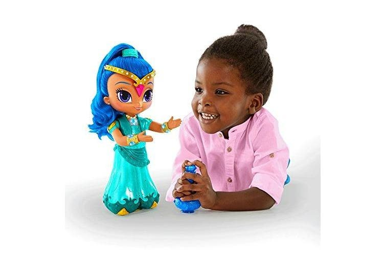 Shimmer and Shine - Wish & Spin SHINE - Shine Spins & Grants Your Wish