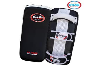 Thai pad, kickboxing kick pad, kick training strike shield mma muay thai curved X 1