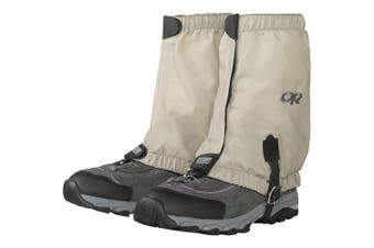 (Small, Tan) - Outdoor Research Bug Out Gaiters