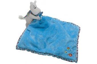 Rätt Start Mumin Soft Buddy Blanket, Blue