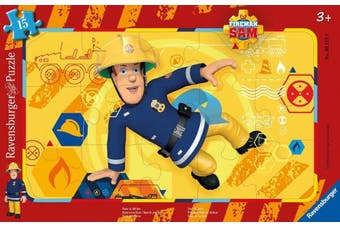 "Ravensburger 06125 23cm Sam in Action"" Puzzle"