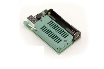 Multi-functional IC(74, 74LS, 74HC, 54, CD4000 series IC NO checker) & LED Tester
