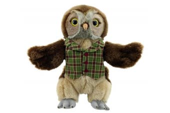 The Puppet Company - Dressed Animals - Owl Puppet